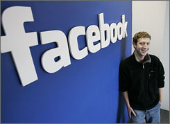 Only 23, Facebook's CEO and founder Mark Zuckerberg has insisted the company will not be sold.