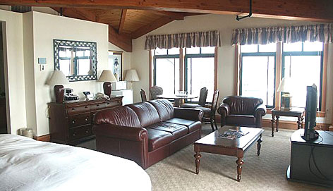 Boston Yacht Haven, a 10-room bed and breakfast, was ranked No. 1 for business travelers by BedandBreakfast.com.