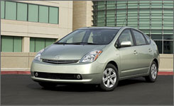 Want to buy a Prius like this 2007 model? You'll have to get it by Oct. 1 to be eligible for a $787.50 tax credit.