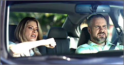 Vignettes from Honda promote the redesigned Accord and NBC's new shows.