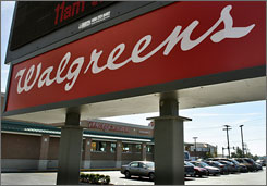 Walgreen's is accused in four lawsuits since September of last year of causing the deaths of patients by giving them incorrect prescriptions.