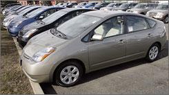 Prius sales rose 109% in November.