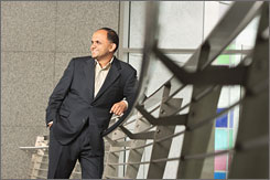 """We want to marry the power of the desktop with the Web,"" Adobe Systems CEO Shantanu Narayen says. Products aimed at that goal go on sale soon."