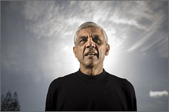 Sun Microsystems co-founder Vinod Khosla hopes his latest Silicon Valley venture will spur tech solutions to energy and environmental problems.