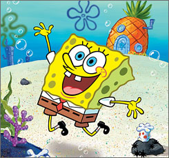 Cable channel Nickelodeon is selling tickets for a cruise this summer featuring kid-inspired games, shows and characters, like SpongeBob Squarepants.