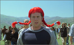 Wendy's is dropping the red wig ad campaign.