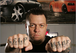 Ryan Friedlinghaus gained fame on MTV's Pimp My Ride. Now he stars in Street Customs on TLC.