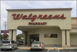 The Walgreens in Jacksonville where a pharmacist gave Terry Paul Smith mistaken dosage instructions for methadone. Smith died about 36 hours later.