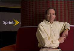 Dan Hesse proved his mettle at AT&T Wireless. His challenge now is to re-energize Sprint Nextel.