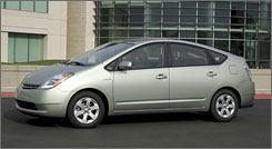 Tax credits for hybrids are phased out once sales hit 60,000. Anyone who bought the Toyota Prius after Oct. 1, for instance, is not eligible for a credit.