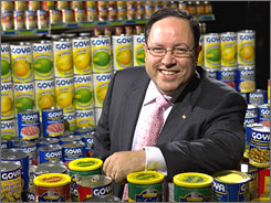 As CEO of Goya, Bob Unanue runs one of the country's biggest family-owned companies.