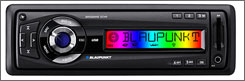Blaupunkt makes a car stereo that doesn't play CDs. Instead, it has ports for memory cards, thumb drives and MP3 players.