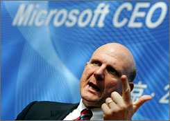 Microsoft CEO Steve Ballmer offered $44.6 billion in February to acquire Yahoo, a cash-and-stock offer that was a 62% premium over Yahoo shares then and far above the average deal premium of 20%.