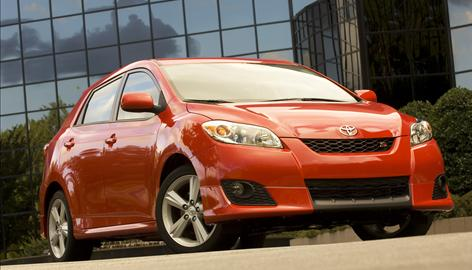If you are one of those who likes how the 2009 Toyota Matrix looks, you'll love how it performs. When paired with the optional 2.4-liter engine, it's peppy enough to please.