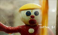Mr. Bill represents individuals who can utilize debit MasterCard to help streamline their finances  from their morning coffee to their daily commute.