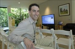 Redfin CEO Glenn Kelman, 37, hopes his online real estate start-up will change the home-selling industry the way Amazon changed book-selling.