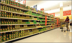 A recall of canned food last year after an FDA probe marked the first time in 33 years that botulism fears were raised in connection with U.S. canneries.