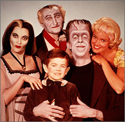 "The transition to digital broadcast TV could revive airings of classics such as ""The Munsters."""