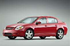 Chevrolet is making some changes in the 2008 Cobalt to give it one more mile per gallon.