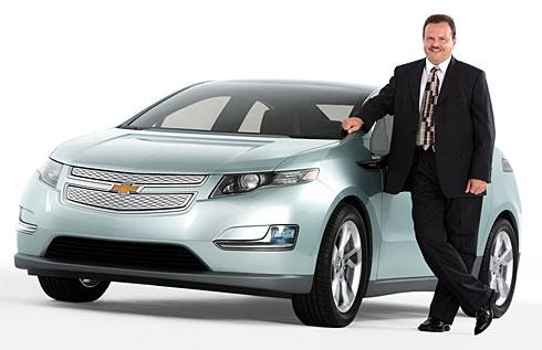 Chevrolet Volt uvodi General Motors u njegov drugi vek