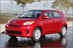 Toyota's Scion leads 'Consumer Reports' list of most reliable models.