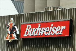 Anheuser-Busch shareholders overwhelmingly approved the deal with InBev on Wednesday at a special shareholder's meeting.