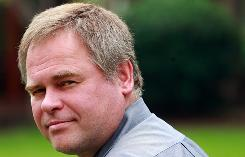 Eugene Kaspersky, founder and CEO of Kaspersky Lab, whose sales have soared 137% through August.