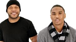 Flo Rida, left, and Trey Songz in a Gap ad.