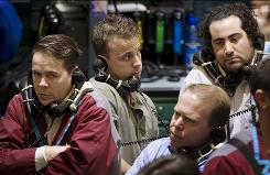 Traders at the New York Mercantile Exchange saw oil futures surge to record highs in the summer, then fall 70%.