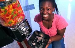 "Kailyn Cage has vending machines throughout the Washington, D.C., area. She's featured on ""Biz Kid$."""