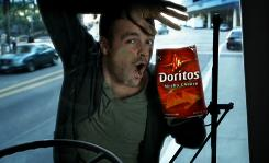 PepsiCo's Frito-Lay brand Doritos recruited amateur video commercial makers and got more than 1,900 entries. Five finalists are posted on CrashThe SuperBowl.com for online voting to pick one to air in the game.
