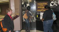 "The ""Legacy of a Dream"" exhibit at Atlanta's Hartsfield-Jackson airport highlights the work and life of Martin Luther King Jr."