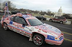 Your car does not have to be this American.