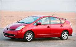 'Consumer Reports' magazine said the 2009 Toyota Prius Touring edition offers the best value for a new car.