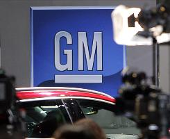 GM's restructuring plan includes laying off 47,000 workers worldwide by the end of the year and closing five more U.S. factories.