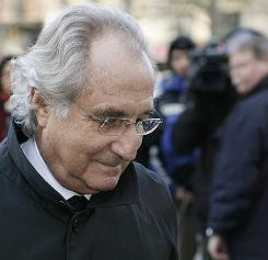 Several investors have indicated a desire to speak at Bernard Madoff's plea hearing.