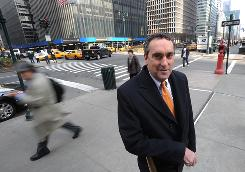 Robert Mellman, senior economist at JPMorgan earned top honors, along with partner and chief economist Bruce Kasman, in USA TODAY's annual list of which economists did the best at predicting what would happen to the economy last year.