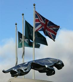 Jaguar jumped to the top after being No. 10 in 2008.