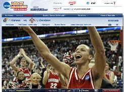 CBSSports.com produces NCAA March Madness On Demand video.