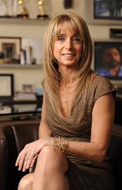 """""""The world's changing, life's changing, economics are changing,"""" Bonnie Hammer says of efforts to keep her cable networks growing."""
