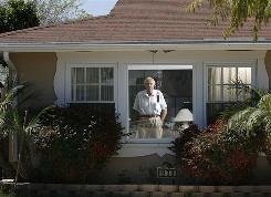Howard Zynkian, 89, filed for bankruptcy to save his home in El Cajon, Calif. He refinanced five years ago and didn't know he was getting into a risky mortgage. His monthly mortgage payment jumped from $1,500 to $2,700.