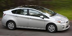 The new 2010 Prius is set to be in U.S. dealerships starting in May.