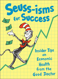 "The book ""Seuss-isms for Success"" comes out April 14."