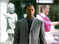 Allstate's Dennis Haysbert says good things can come from tough times.