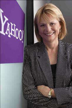 Carol Bartz was named to the CEO post at Yahoo in January, succeeding Jerry Yang.