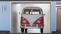 """Bus"" is the latest addition to a Volkswagen ad campaign. Actor Thomas Haden Church provides the voice for the restored 1968 Microbus character."
