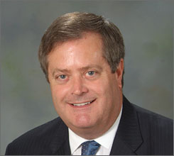 National Business Travel Association president and CEO Kevin Maguire