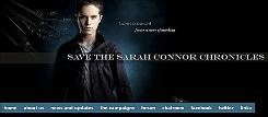 Website hopes to save the Fox TV show Terminator: The Sarah Connor Chronicles.