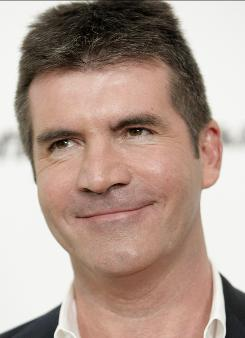 Simon Cowell, American Idol's biggest star.