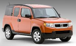 2009 Element's premium feel beats the Kia Soul, Nissan Cube and Scion xB, but it comes at a price.